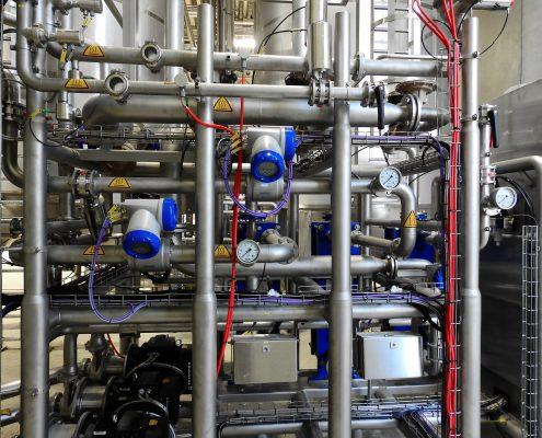 instalación industrial valencia
