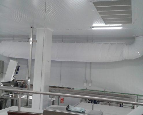 Conducto Textil Almacén